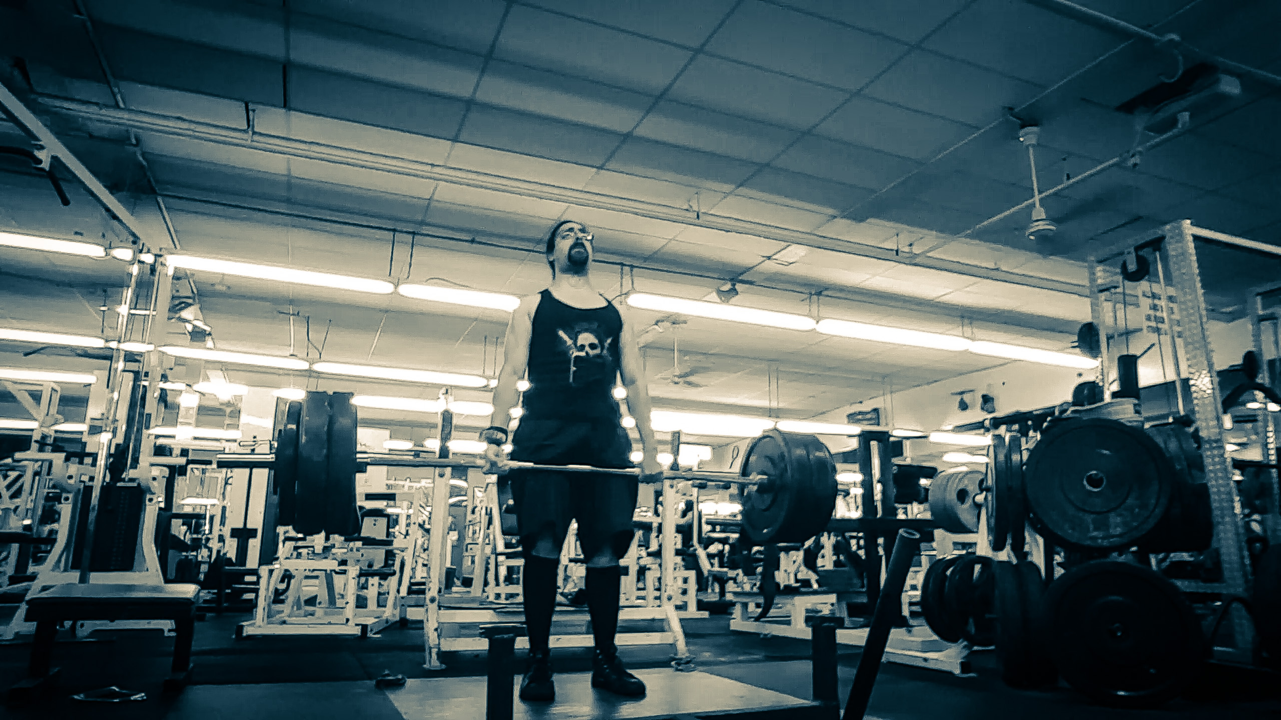 Deadlift with Hatred